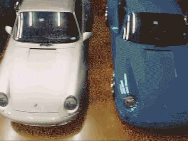 Anh chàng này muốn có một chiếc Porsche 911 ở mọi màu sắc