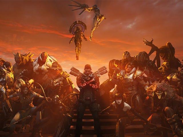 Depois do sucesso maciço de Fortnite, Epic encerra Paragon
