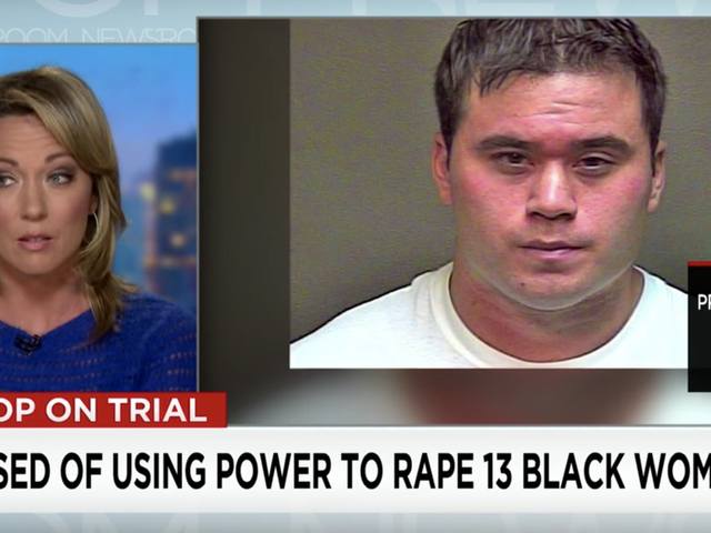 #CopsToo: When Police Officers Use Sexual Assault to Terrorize Vulnerable Communities