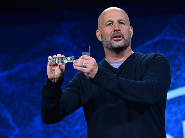 Intel's Launching a New Low Power Chip to Rival Qualcomm In Super Thin PCs