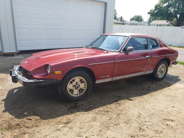 Probably the worst Datsun ever made