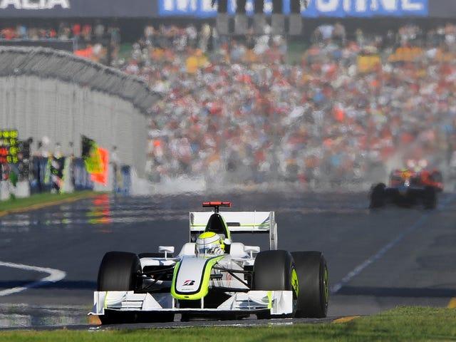 La victoria del debut de Brawn GP en Australia fue hace diez años hoy