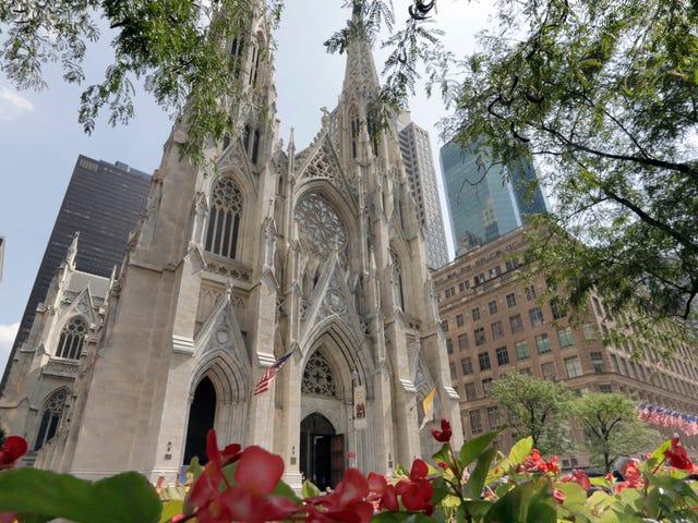 뉴욕 대교구, 성적 학대 아동 120 명의 성직자 명단 발표