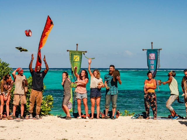 The Survivor merge and the return of The Challenge make for a big night of reality TV