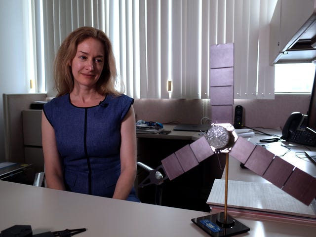 Meet the Woman Who Guides NASA's Juno Probe Through Jupiter's Killer Radiation