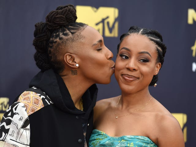 Lena Waithe Comes Out About Secret Marriage to Longtime Partner Alana Mayo