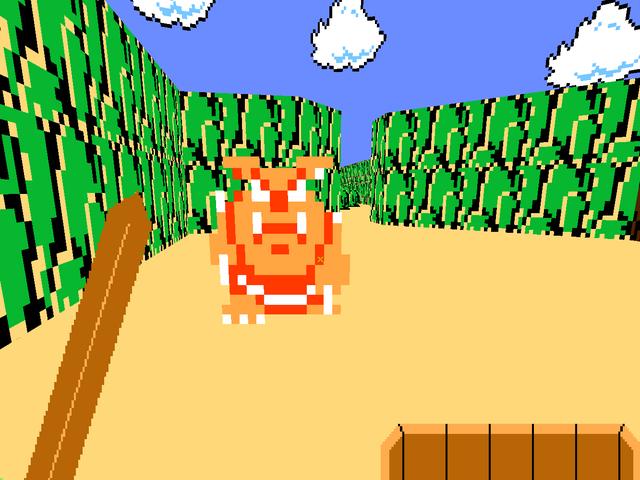 Un modder está tratando de recrear <i>The Legend Of Zelda</i> en <i>Doom</i>