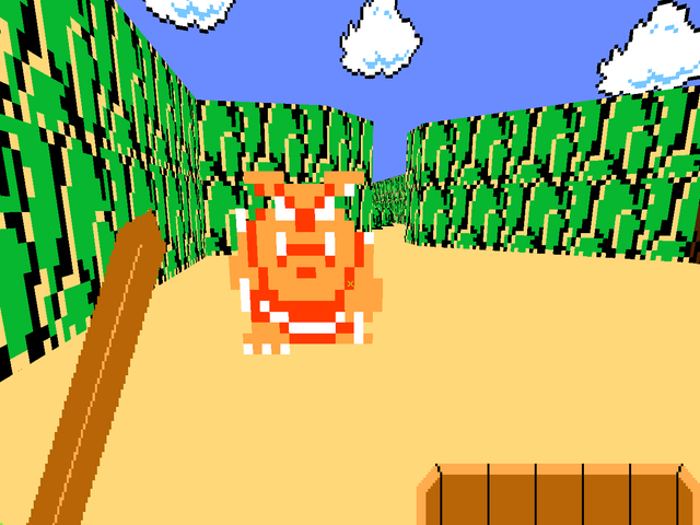 Modder는 <i>Doom</i> <i>The Legend Of Zelda</i> 을 재생성 <i>The Legend Of Zelda</i> 것을 시도하고 있습니다