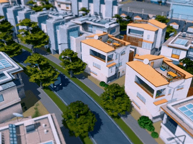 One City-Building Game Still Looks Cool...
