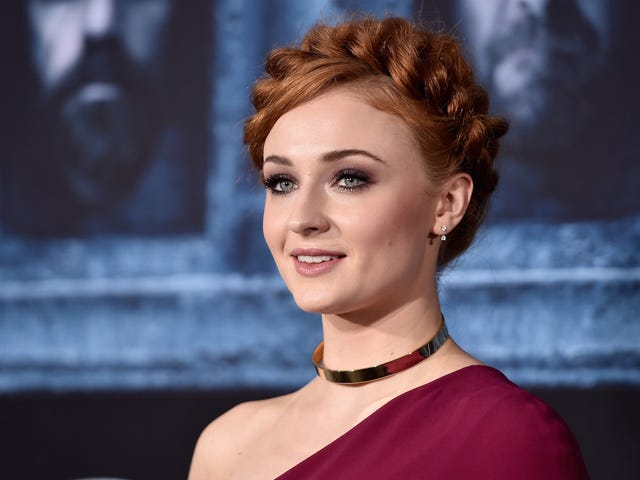 Sophie Turner Has Opinions About Sansa's Rape On Game of Thrones, Too