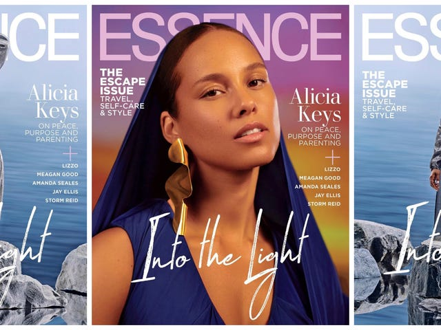 Los geht's: Alicia Keys behandelt die Juni-Ausgabe von Essence - und noch mehr berühmte Gesichter erstrahlen!