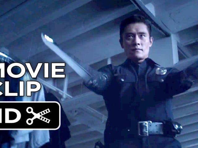 <i>Terminator Genisys</i>最初のクリップ!