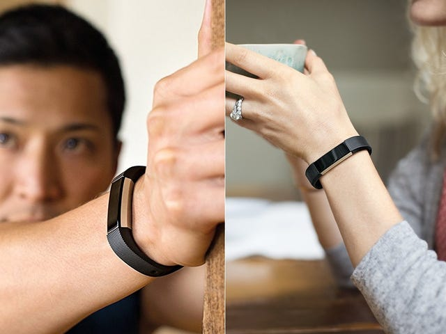 Amazon's Running an Insane Deal On the Most Fashionable Fitbit
