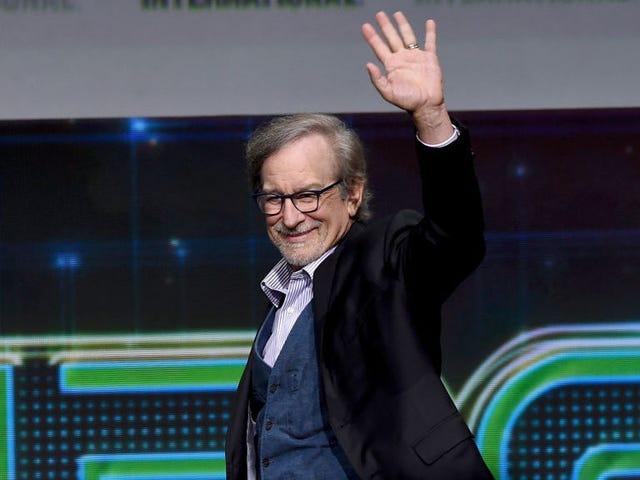 Of Course Steven Spielberg Believes in Aliens