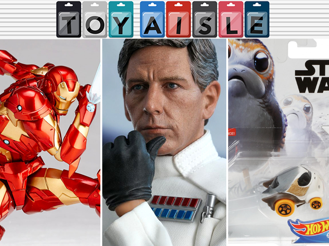 Rogue One's Director Krennic Gets a Beautiful Figure, and More of the Best Toys of the Week