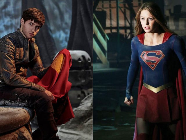 Will Krypton Or Supergirl Give Us A Kryptonian Nightwing?