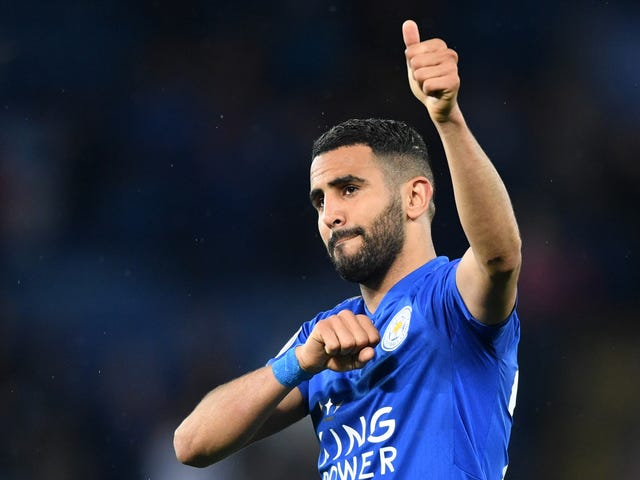 Riyad Mahrez Is Now Just Another Dude Scrapping For Attention At Manchester City
