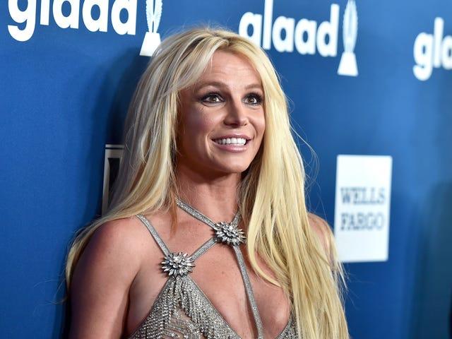 Britney Spears Bu Komplo Kuramına Sahip Değil