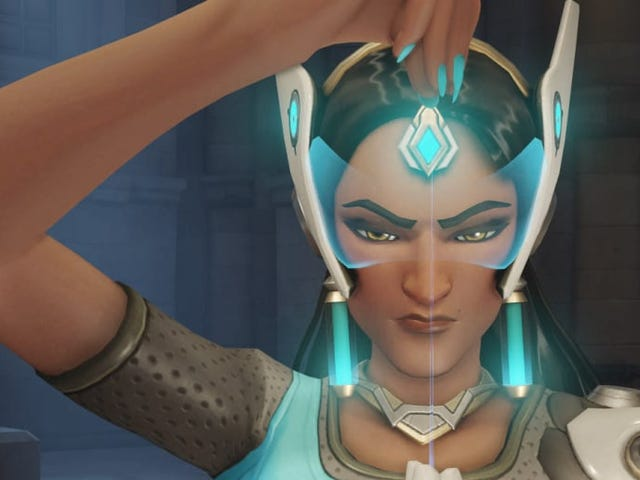 Overwatch's Symmetra Mains Are Still Getting Hate, Even After Her Overhaul