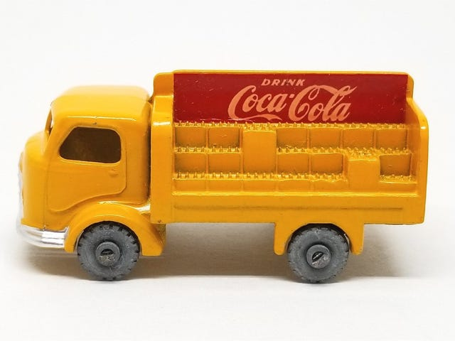 [REVIEW] Lesney Matchbox Karrier Bantam 2 Ton Coca-Cola Truck