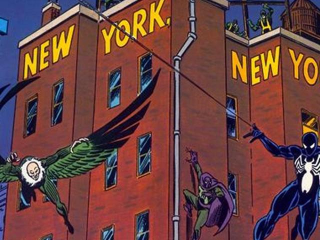 Marvel Superheroes, którzy zasadniczo tylko chronią Nowy Jork, ranking