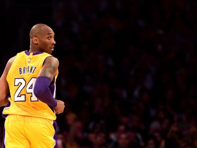 Dette års NBA All-Star-spil hylder Kobe Bryant med nyt format