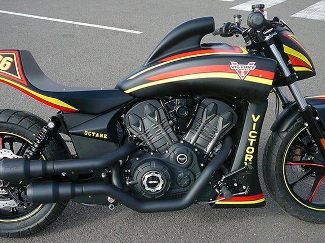 Lundi de moto: Opération Octane Edition