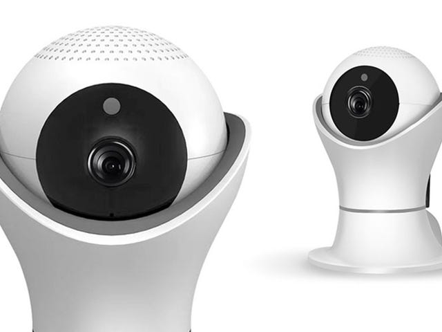Save 65% On This HD 360 Degree WiFi Security Camera ($45)