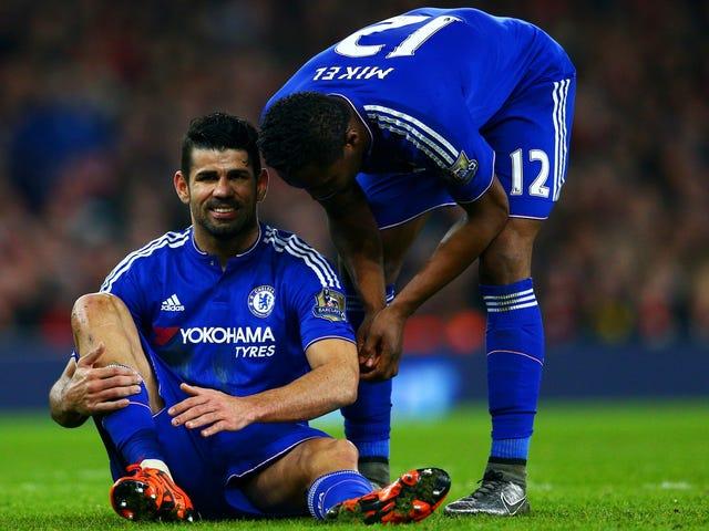 Agora que a temporada de Chelsea está morta, eles podem se concentrar em arruinar todos os outros