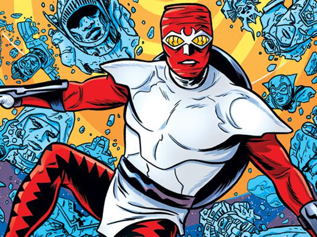 DC's Newest Young Animal Series Is a Deep, Deep Jack Kirby Cut
