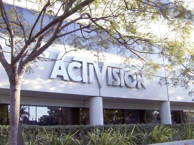 พนักงาน Activision-Blizzard รั้งให้ปลดพนักงานจำนวนมาก