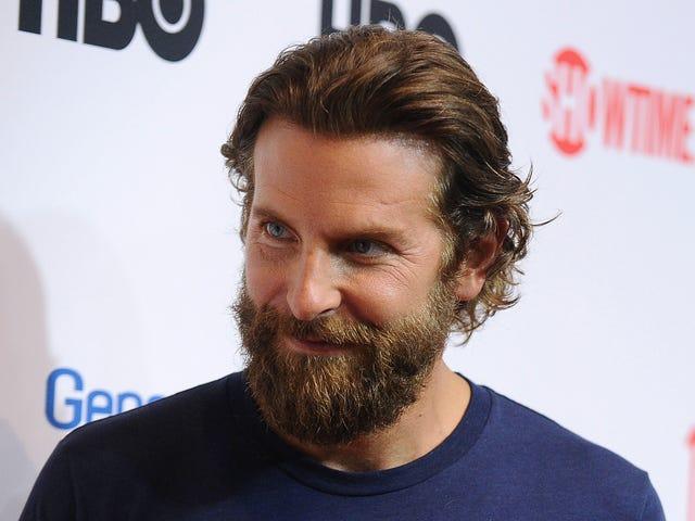 Bradley Cooper in talks to re-grizzle himself for Guillermo del Toro's carnival con man movie