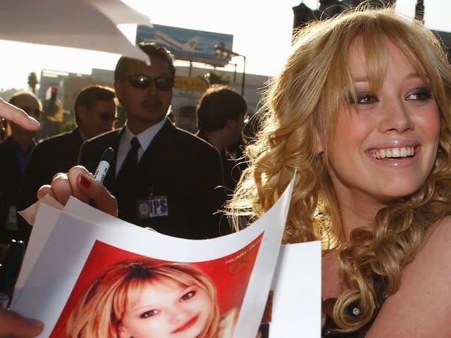 Hilary Duff, Disney + 'ın yetişkin temalarında Lizzie McGuire canlanmasını durdurduğunu ima ediyor