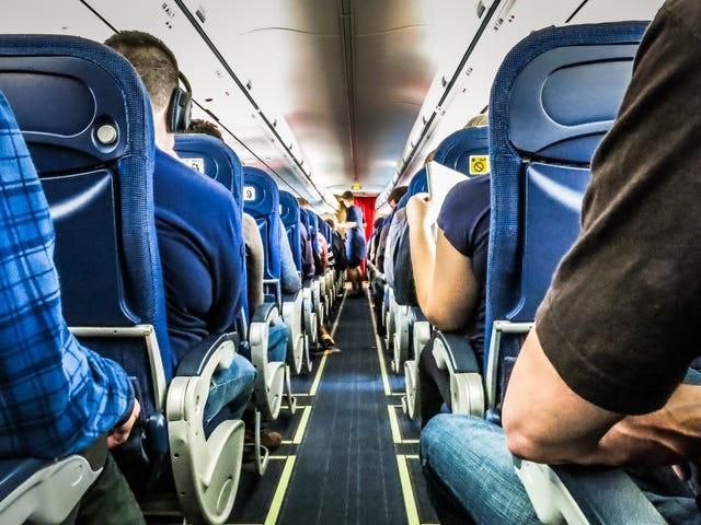 วิธีการเอาตัวรอดจากการนั่งบนเครื่องบินนานอ้างอิงจากนักกายภาพบำบัด