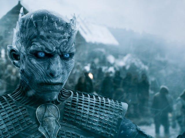 El actor que interpreta al Rey de la Noche revela cuándo veremos la batalla más grande en la historia de Game of Thrones