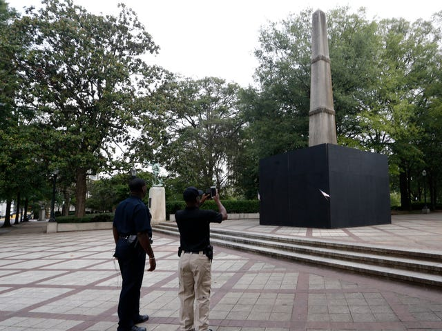 Alabama Supreme Court Upholds Confederate Monument Law