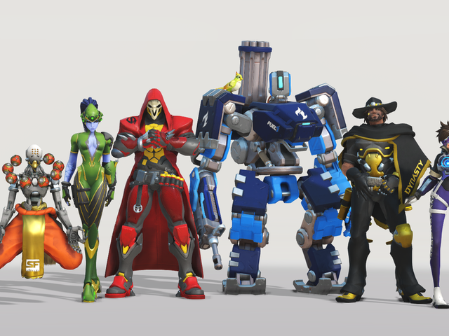 Overwatch League Teams Are Making Their First Trades