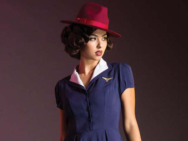 Oh My God, This <i>Agent Carter</i> Dress
