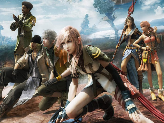 In Defense Of Final Fantasy XIII