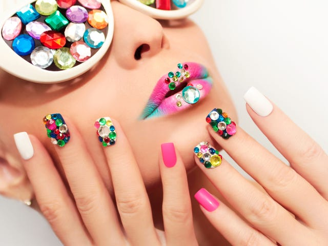 It's Official: Nail Art Is Being Taken Over By White Women
