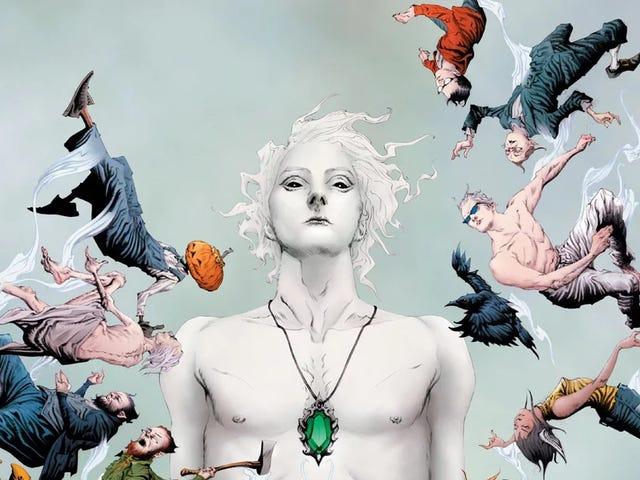 Neil Gaiman and DC Comics Are Expanding the Sandman Universe With Four New Comics