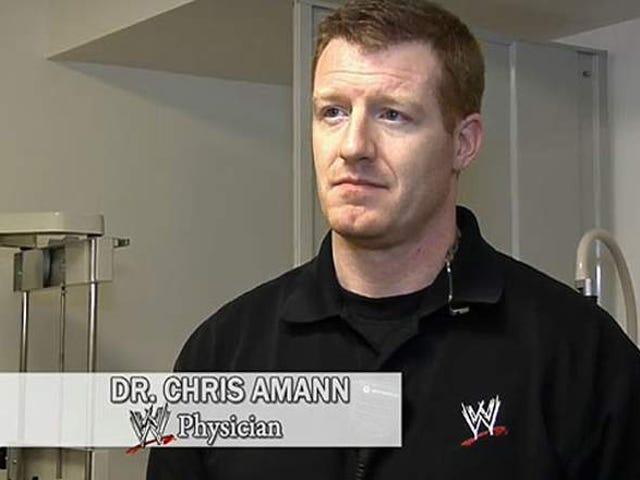 Registros Judiciais: WWE Doctor Who Sued CM Punk Teve Relação Sexual Com o Paciente de Wrestler
