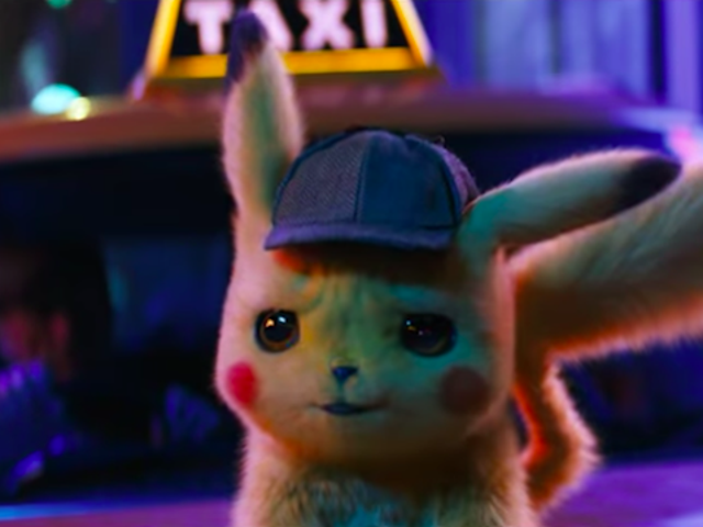 The Detective Pikachu Movie Is Not At All What I Expected