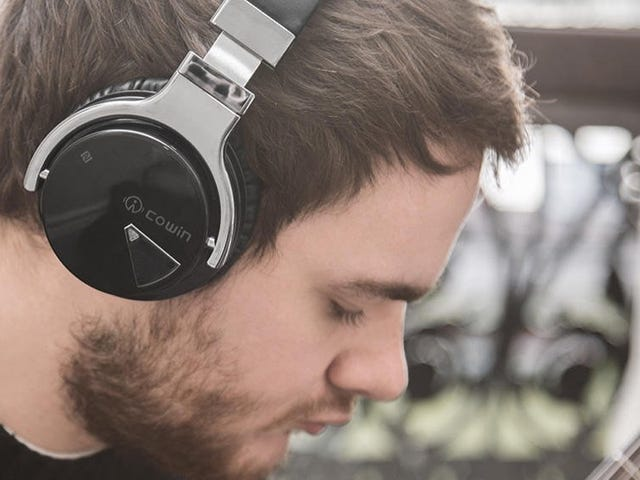 They're Back: Get These Noise-Cancelling Bluetooth Headphones For Just $40