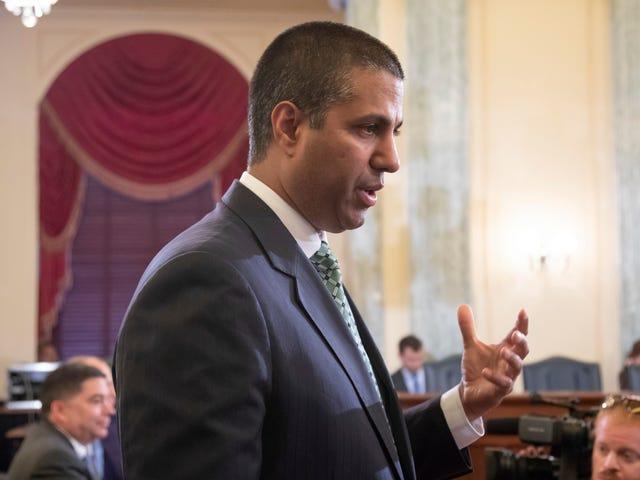 Ajit Pai and Republicans in Congress Helped Enable 'Bounty Hunters' to Track Your Phone
