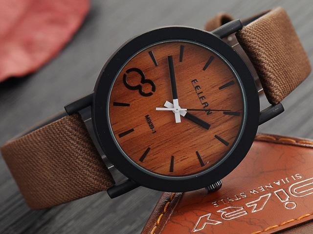 Obtenga su reloj hoy de Shopatronics