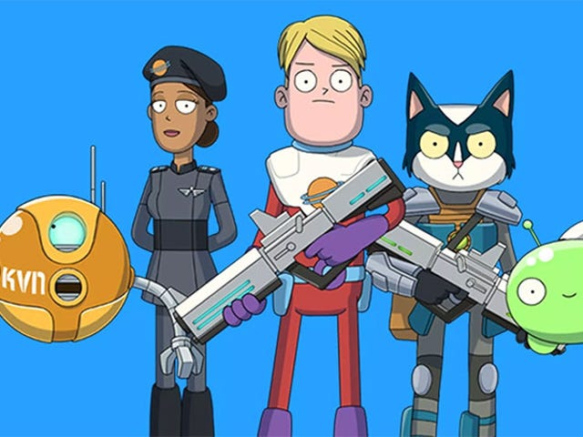 Final Space, The Frontier