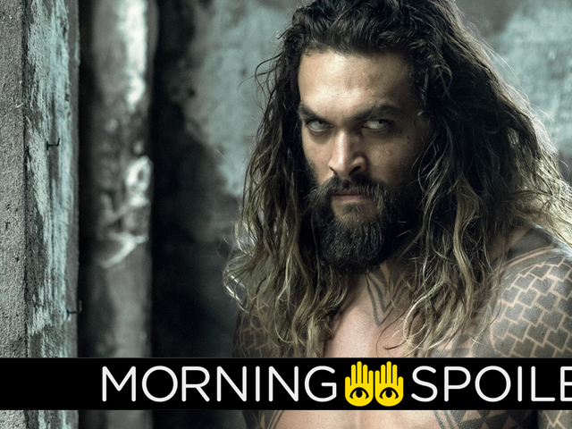 Updates from Aquaman, Captain Marvel, and More