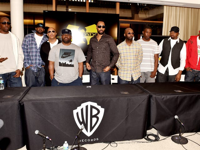 Potential Martin ShkreliJurors Want the Judge to Know 'Wu-Tang Clan Ain't Nuthing ta Fuck Wit'