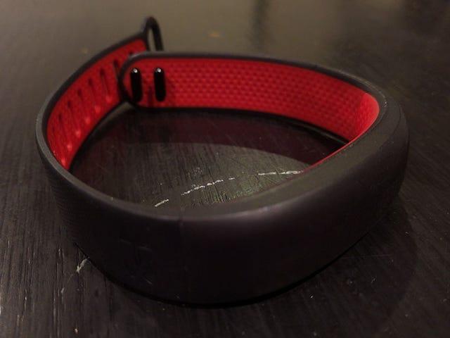 Probamos la pulsera HTC UA: un medidor de actividad fácil, simple y realmente bueno